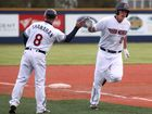 THE Melbourne Aces have offered Maleny's Jack Barrie a lifeline, after the double disappointment of being cut by two organisations this year.