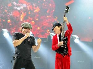 Fans left thunderstruck after AC/DC forced off stage