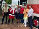 Free Noosa Xmas Bus launch at Noosa Shire Chambers.