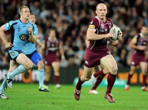 Darren Lockyer, heartbreaker (especially if you're Blue)