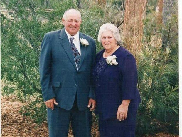 Hally and Doreen Herrmann enjoyed 32 beautiful years of marriage.