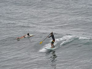 SURF ALERT: Make the most of the waves early