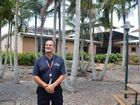 NEW NURSES: Wide Bay Hospital and Health Service CEO Adrian Pennington has announced there will be three and a half new full-time nurses at intensive care unit in Hervey Bay Hospital. photo Lea Emery / Fraser Coast Chronicle