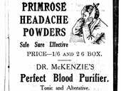 ADVERTISEMENTS that appeared in the Queensland Times from the 1860s-1880s are different to those we see nowadays, in fact some of them are quite funny.