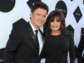 DONNY and Marie Osmond have hired out a cinema to screen 'Star Wars: The Force Awakens'.