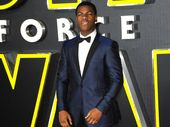 "JOHN Boyega insists he will not let fame ""go to his head"" and wants to focus on his work rather than his celebrity status."