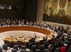 THE UN security council has approved a landmark resolution outlining a peace process for the Syrian civil war.