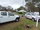 CRIME SCENE: Maryborough CIB investigates an assault of a 35-year-old woman.