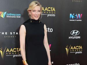 Cate Blanchett plans acting break
