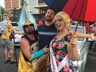 HUNDREDS enjoyed tradition parade around Lismore CBD to start the Tropical Fruits New Year's Festival.