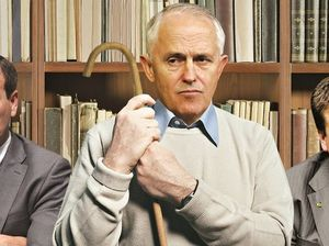Strange Politics: Liberal party-boy and Big Mal shafted