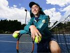 READY TO ROLL: Jacob Rowe will be a ballkid at the Australian Open.