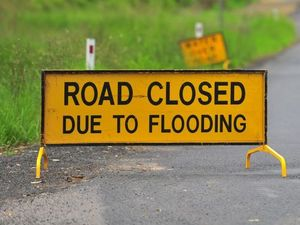 Drivers ignore road closures and risk flood waters