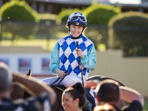 Jockeys on different recovery paths after race falls