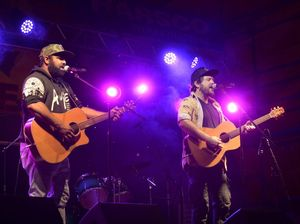 Busby Marou to headline Somerset Australia Day festival