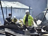 <strong>UPDATE: </strong>Emergency services say the fire that killed Brisbane charity worker Steven Green, 26, was a shocking tragedy.