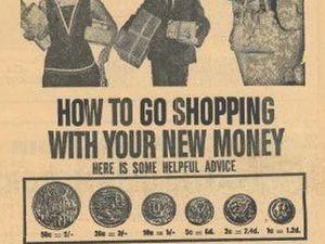 NiE 50 Years of Decimal Currency