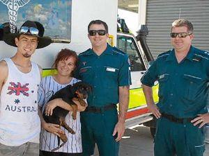 Taroom delivers Christmas miracles to crash survivors