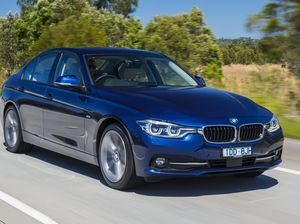 BMW 320d Sedan road test and review