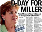 EMBATTLED Bundamba MP Jo-Ann Miller dominated headlines from November through to December.