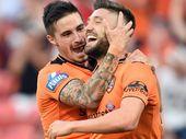 Brisbane Roar striker Jamie Maclaren has already experienced the joy of scoring at a major tournament.