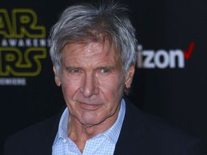 Harrison Ford named highest-grossing Hollywood actor