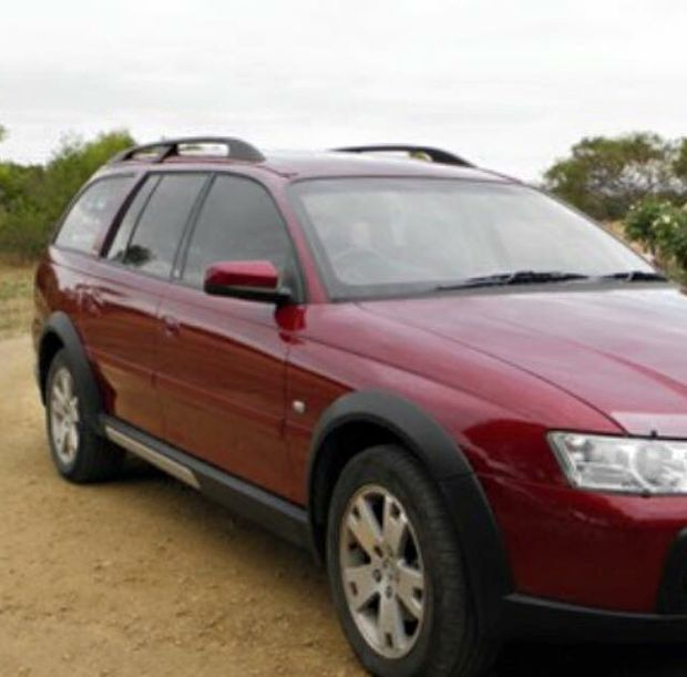 Lauren Taylor has put an appeal out on Facebook to help find her red Holden Adventra wagon which was stolen yesterday. It contains special medical equipment for her daughter.