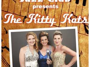 Look out Bundaberg... The Kitty Kats are coming!!