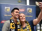 Luis Garcia has certainly raised a few eyebrows after signing for the Central Coast Mariners.