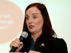 LOCAL WORK: Member for Keppel Brittany Lauga wants accelerated works in CQ.