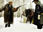 THE Hateful Eight is a cinematic gift that keeps on giving, says one of its stars.
