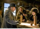 THE Hateful Eight is one mammoth, ambitious film with plenty of dialogue and action.
