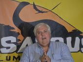 CLIVE Palmer has accused major political parties of singling out Queensland Nickel Industries for attack  in a mining sector that has laid off 20,000 workers.