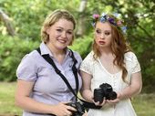 A CAREER highlight for Highfields photographer April Hildred was securing a photo shoot with one of the world's most sought-after models, Madeline Stuart.