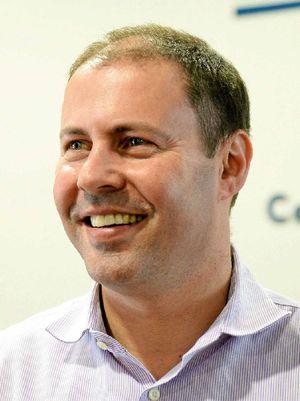 Federal Resources Minister Josh Frydenberg