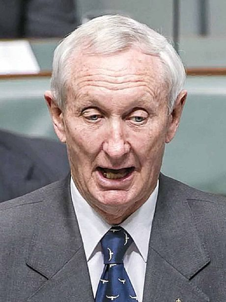 Maranoa MP Bruce Scott