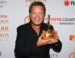 Troy Cassar-Daley wins big at Golden Guitar Awards