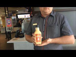WATCH: Big Mac special sauce on sale