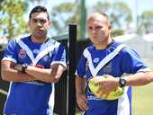 """WHEN Peter Waters took on the role of Wallaroos' head coach he committed to a """"bred, not bought"""" mantra: to focus on local players and develop junior players."""