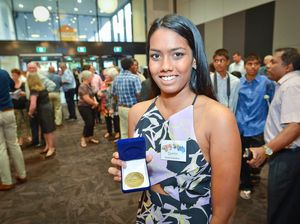Australia day awards and citizenship ceremony, January 2016. Photo Mike Richards / The Observer