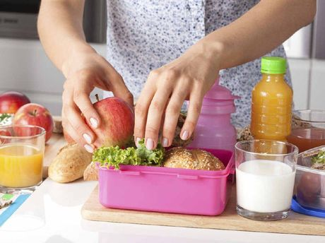 What does your child's lunchbox look like?