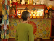 Join us for this four week series of chats and explore of the world of Tibetan Buddhism. This introductory series covers topics such as mind and its potential..