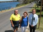THE road to the east of Lake Ainsworth will once again come before Ballina Shire Council tomorrow, with a new bid to keep the road open.