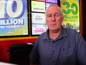 Unclaimed lotto win Forest Glen
