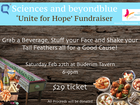 Help us raise money for beyond blue at this fun but heartfelt event and together we can support our loved ones that suffer from mental illness.