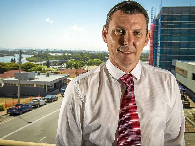 LAST LOOK: Outgoing Gladstone Ports Corporation CEO Craig Doyle has had his challenges but overall said he was just part of the team.