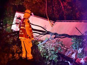 Fatal crash on the Bruce Highway near Pomona