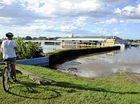 Is Grafton prepared for when the levee walls are breached?