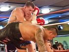 PAUL Gallen recorded a rare win in Queensland in his ring rematch with Herman Ene-Purcell in Toowoomba.