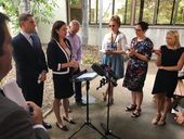 Gladstone Hospital will receive a mind boggling figure to build a brand new emergency room.